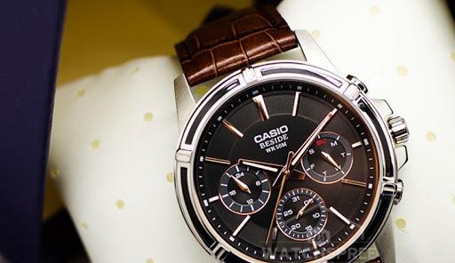 Lựa chọn đồng hồ Casio theo nhu cầu công việc