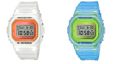 Đồng hồ DW-5600LS-7A và DW-5600LS-2A