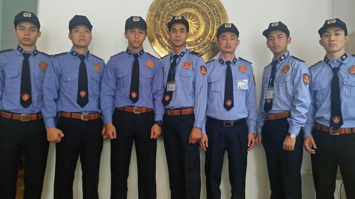 Bảo vệ là ngành tốt dành cho những lao động phổ thông