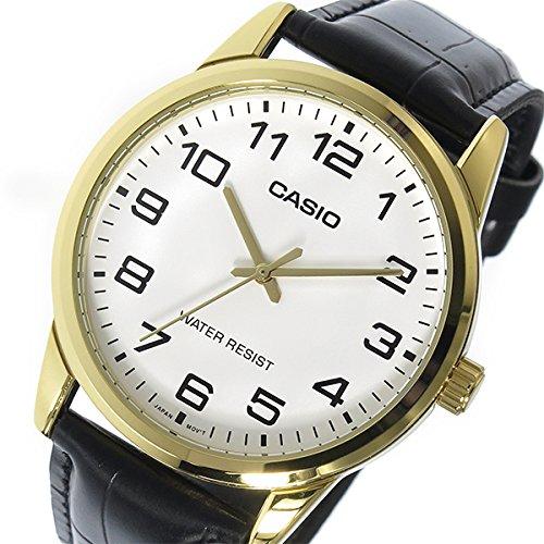 Đồng hồ Casio chịu nước có ký hiệu trên mặt số.