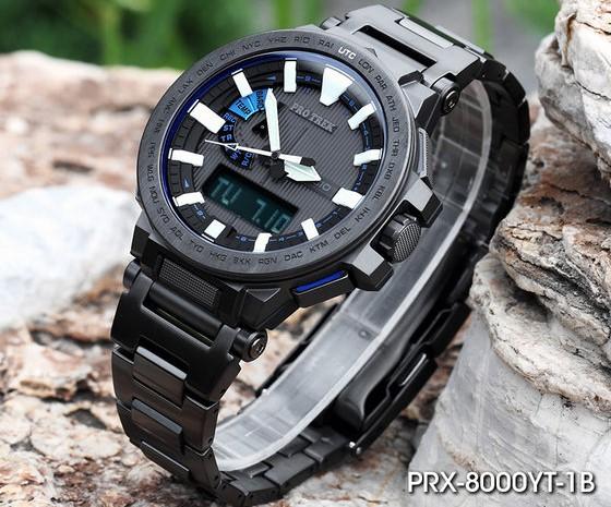 Đồng hồ Casio PRX-8000YT-1B
