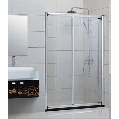 Vách kính nhà tắm đẹp mê ly hiện đại
