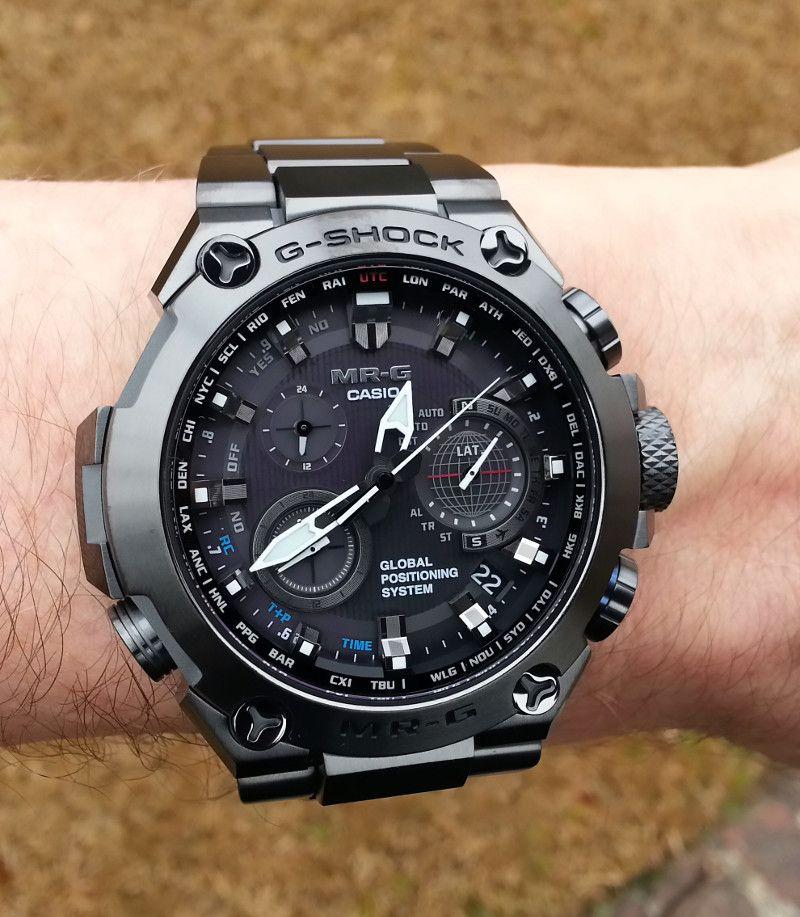 """Chiếc đồng hồ G-Shock kính sapphire gây """"thương nhớ"""""""