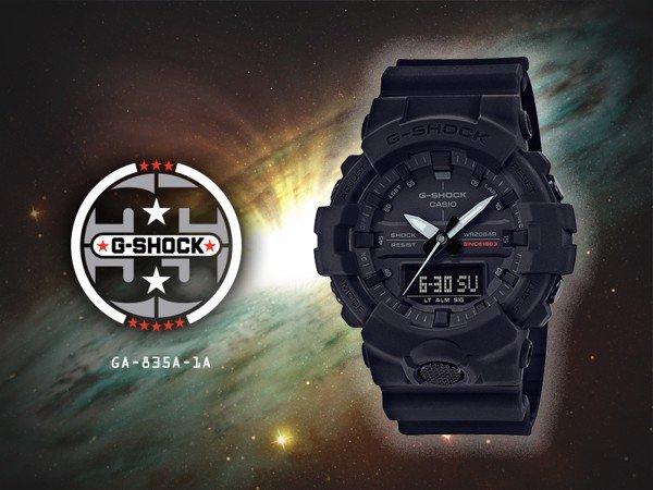 Đồng hồ G Shock GA-835A-1A