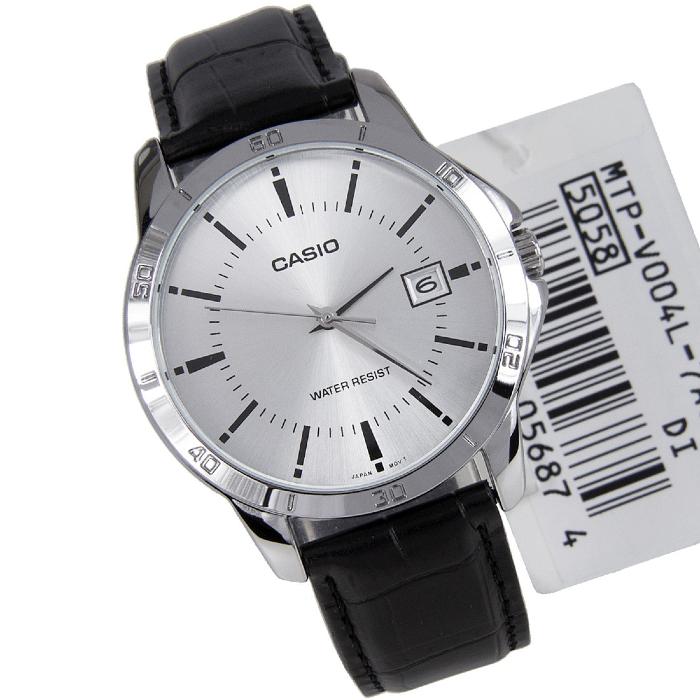 Những chiếc đồng hồ Casio Standard dây da có giá chỉ từ 200.000Đ.