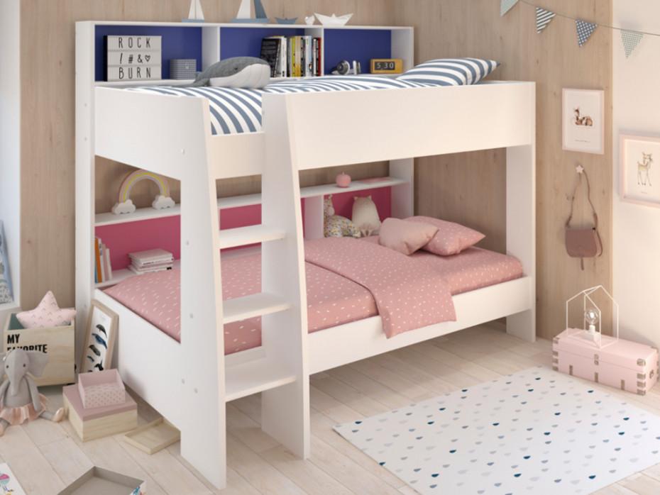 Một số mẫu giường hai tầng giá rẻ cho trẻ em nên lựa chọn