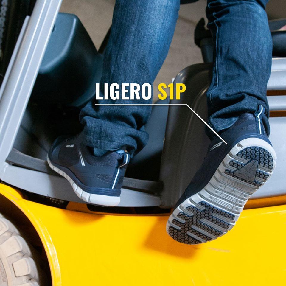 Giày bảo hộ Jogger Ligero S1P