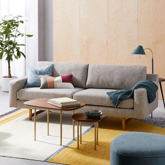 Bạn yêu thích kiểu bàn ghế sofa phòng khách nào