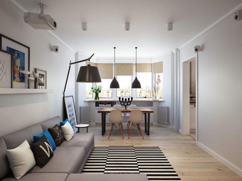 Có nên mua căn hộ mẫu chung cư hay không