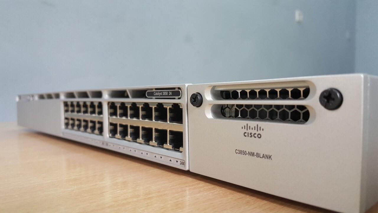 Địa chỉ cung cấp bộ chuyển mạch Switch Cisco 2960L-SM chính hãng ở đâu?