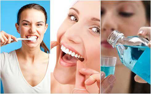 Hãy chăm sóc răng miệng thường xuyên và đúng cách