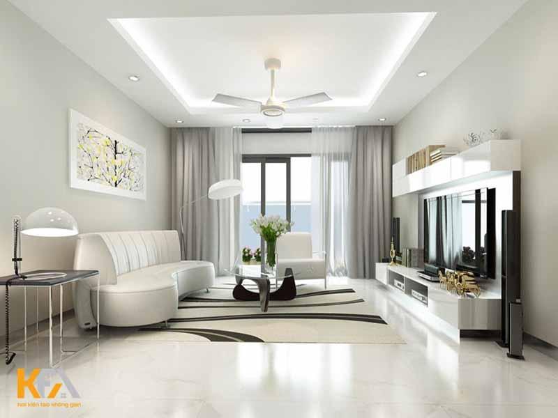 Một số phong cách thông dụng khi thiết kế thi công nội thất
