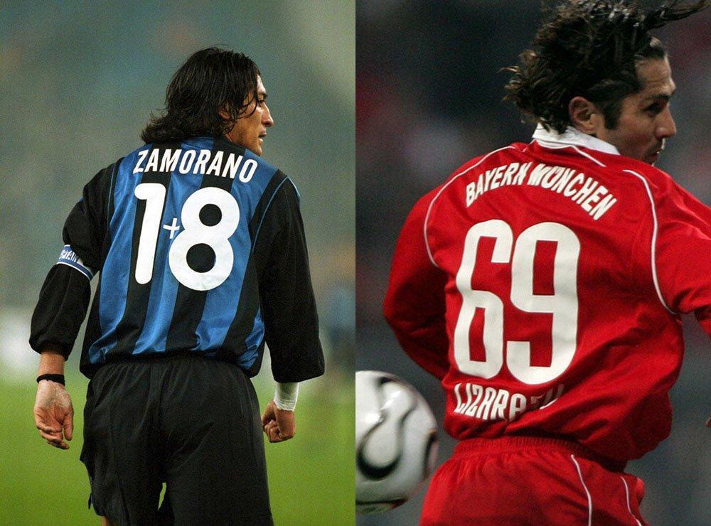 Số áo thể hiện cá tính của cầu thủ