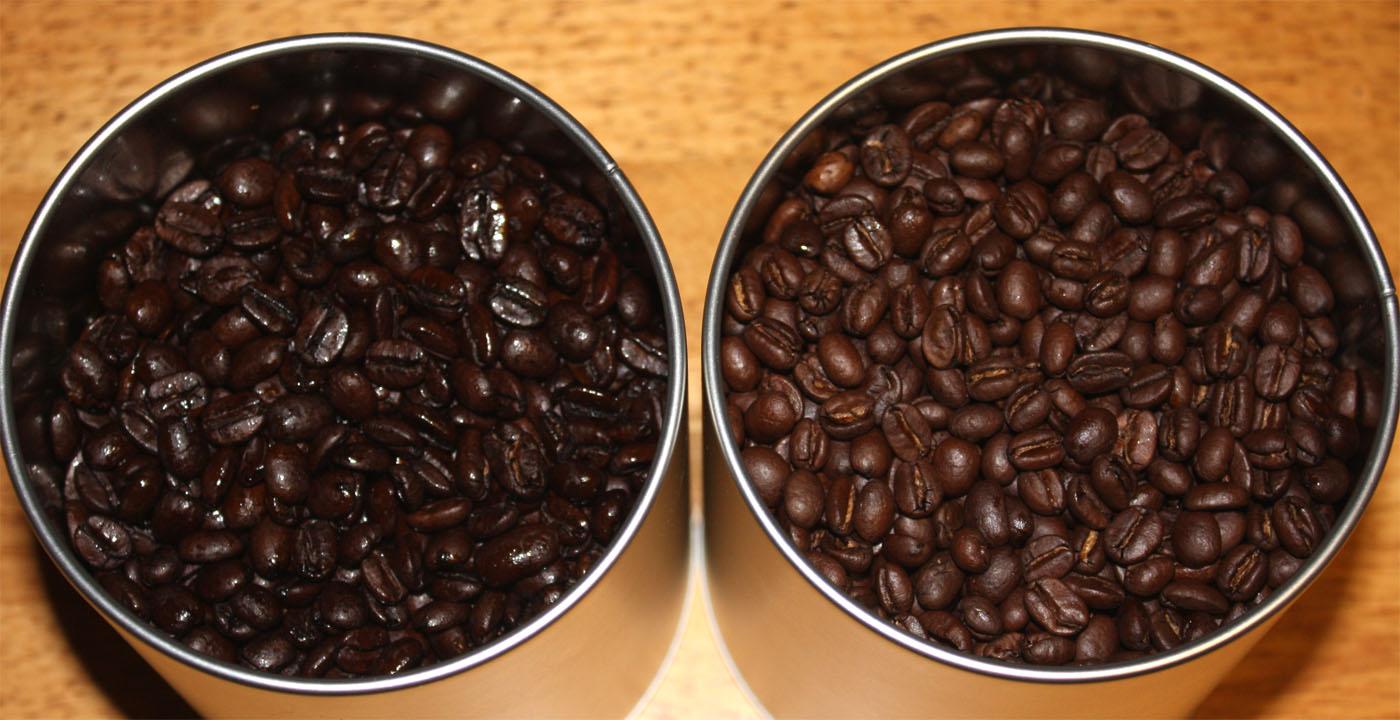 Đặc điểm của cà phê nguyên chất.