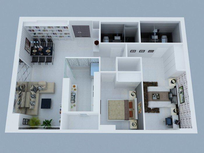 Tìm hiểu giá vẽ 3D nội thất trên thị trường nội thất hiện nay