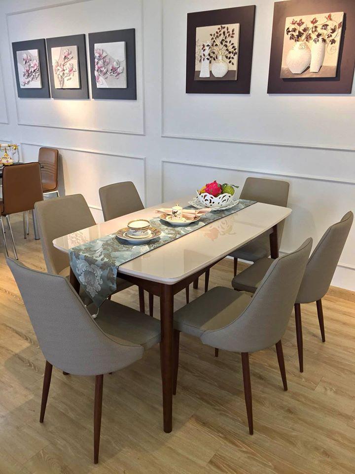 Đặc điểm của mẫu bàn ăn gỗ là gì?