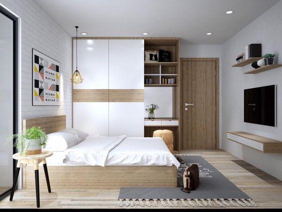 Các mẫu giường ngủ đẹp làm nổi bật phong cách nhà bạn
