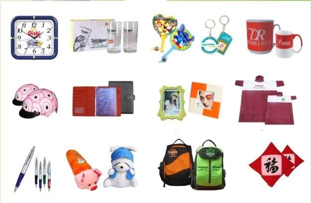 Những bộ quà tặng quảng cáo khuyến mãi độc đáo và ý nghĩa cho khách hàng