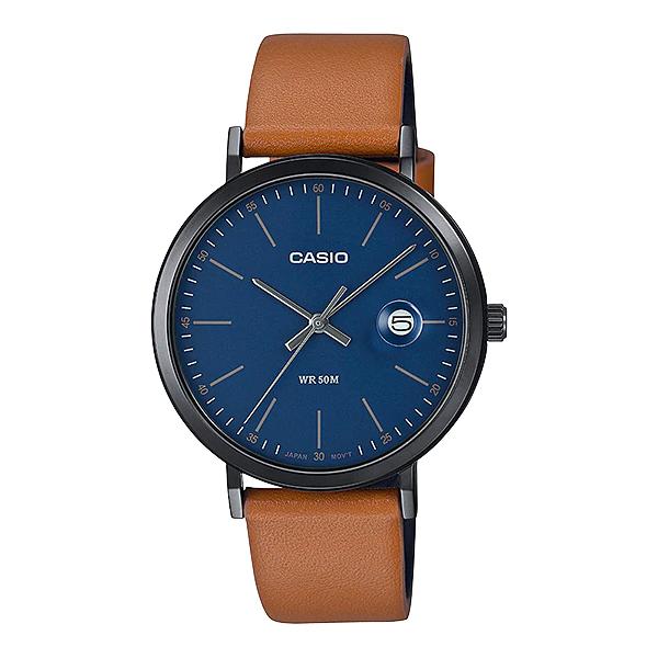 Đồng hồ Casio MTP-E175BL-2EVDF