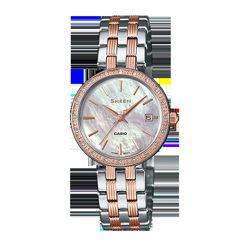 Đồng hồ Casio SHE-4060SG-7A