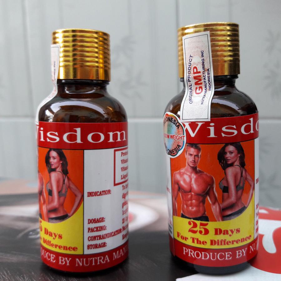 Thực hư về tác dụng của thuốc tăng cân wisdom weight