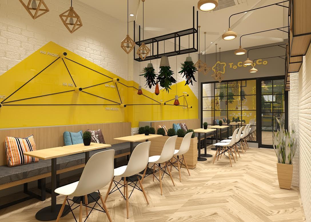 Lựa chọn màu sắc nội thất cho từng đối tượng khách hàng của quán cafe