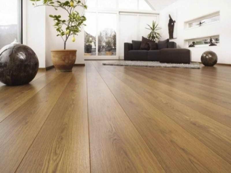 So sánh tính thẩm mỹ của sàn gỗ công nghiệp và sàn gạch men