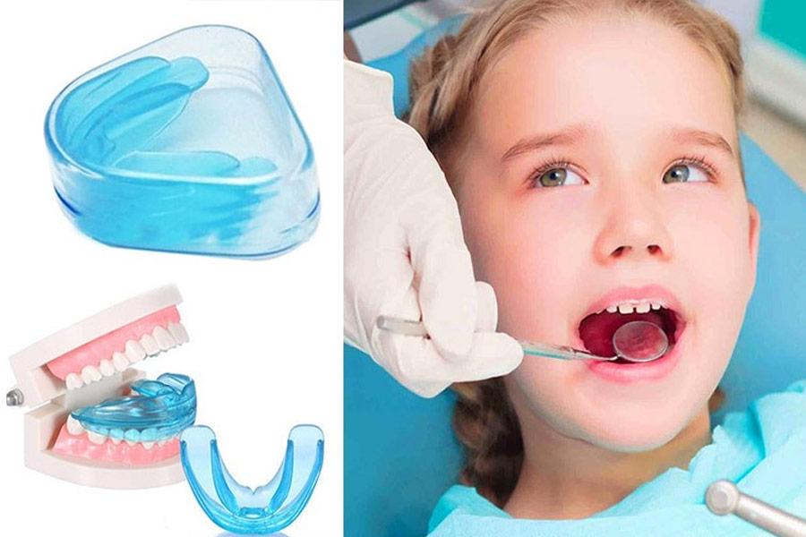 Khí cụ hỗ trợ cho quá trình phát triển răng của trẻ