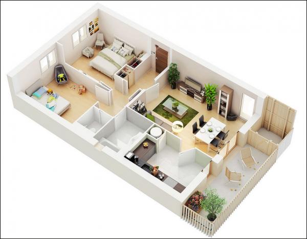 Ưu điểm khi sử dụng dịch vụ chuyên thiết kế nội thất là gì