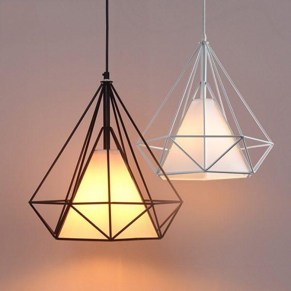 Lựa chọn đèn thả trang trí như thế nào cho phù hợp nhất