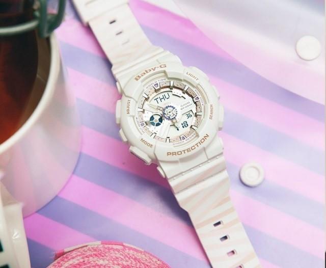 Đồng hồ Baby G BA-110CH-7A