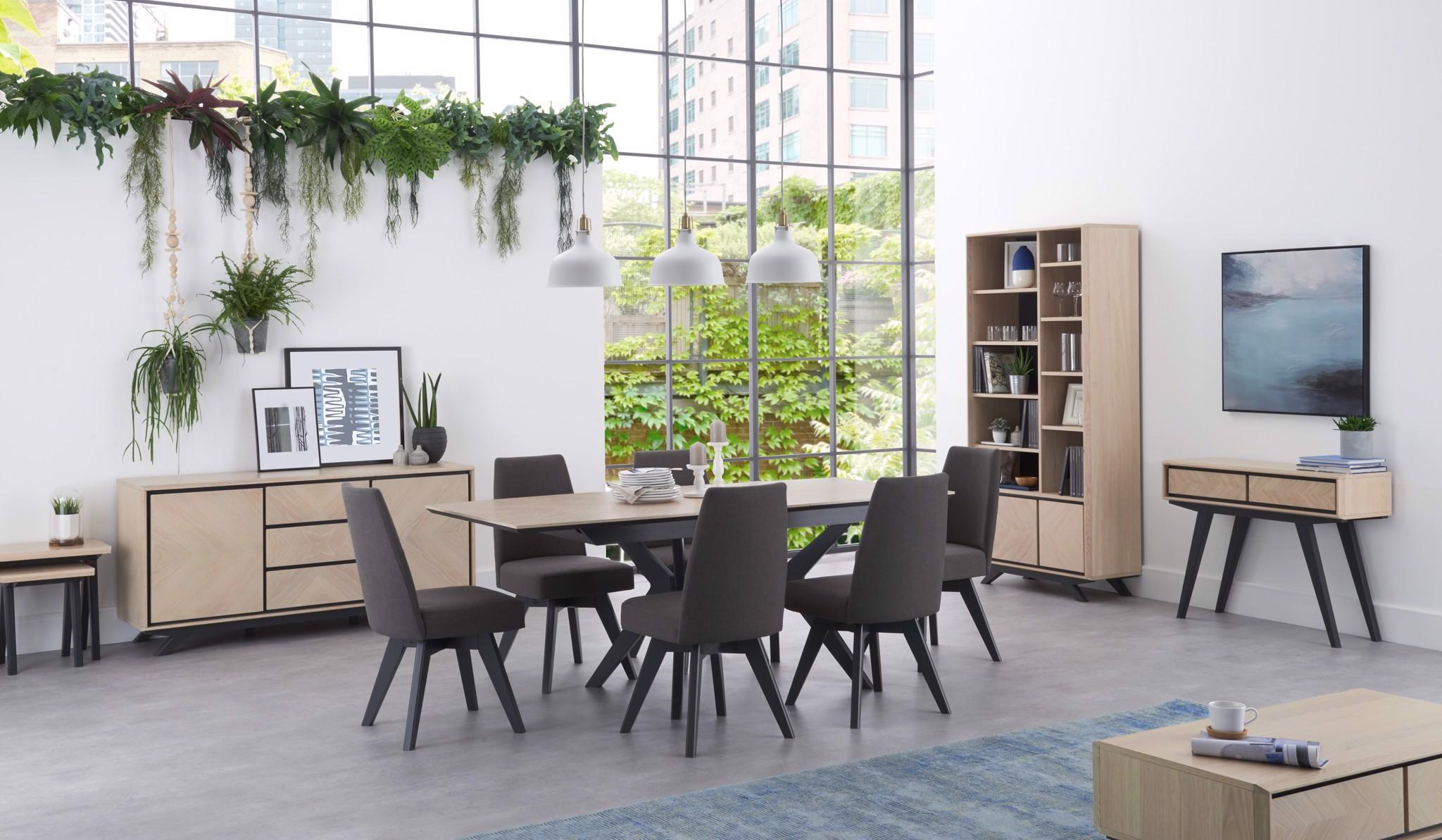 Những mẫu ghế ăn hiện đại được nhiều khách hàng yêu thích