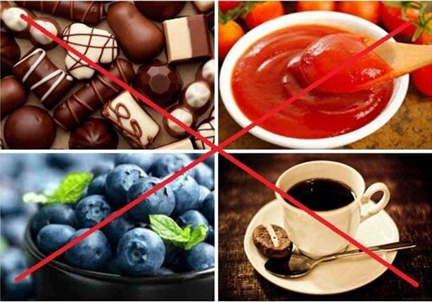 Những thực phẩm bạn nên tránh nếu muốn hàm răng trắng sáng