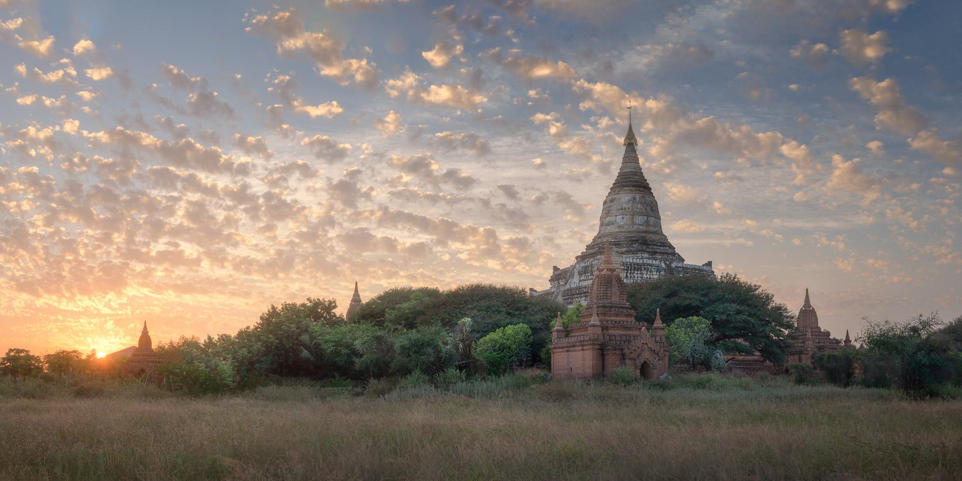 chùa Shwesandaw