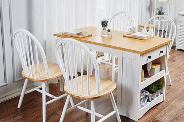Mua những bộ bàn ghế ăn thông minh bằng cách nào