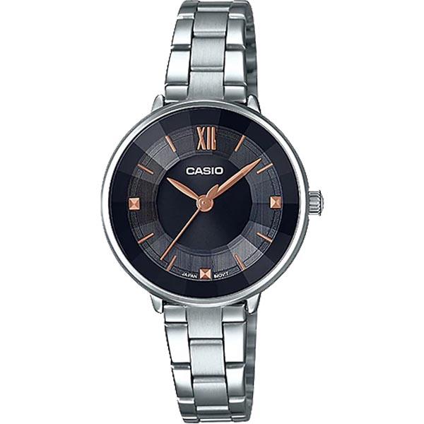 Đồng hồ Casio nữ LTP-E163D-1AVDF đơn giản mà lôi cuốn