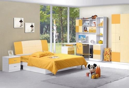 Đảm bảo cung cấp đủ ánh sáng tự nhiên cho phòng ngủ của trẻ