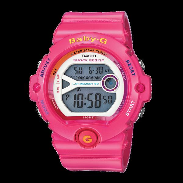 Đồng hồ casio Baby G BG-6903-4B màu hồng xinh xắn