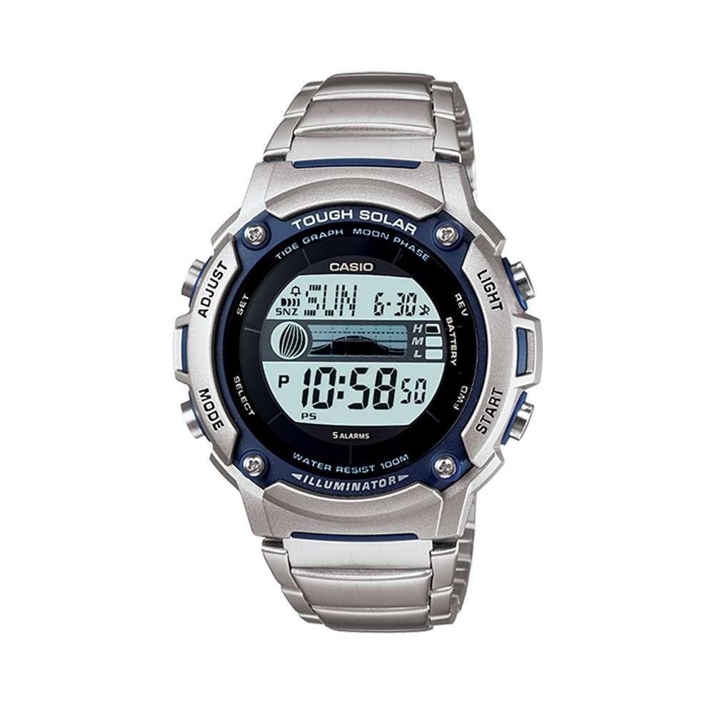 Casio là thương hiệu sản xuất đồng hồ đeo tay điện tử hàng đầu.