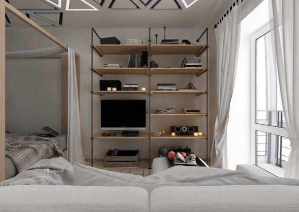 Hãy sử dụng các vật dụng, nội thất đa năng cho căn hộ chung cư 30m2 của bạn