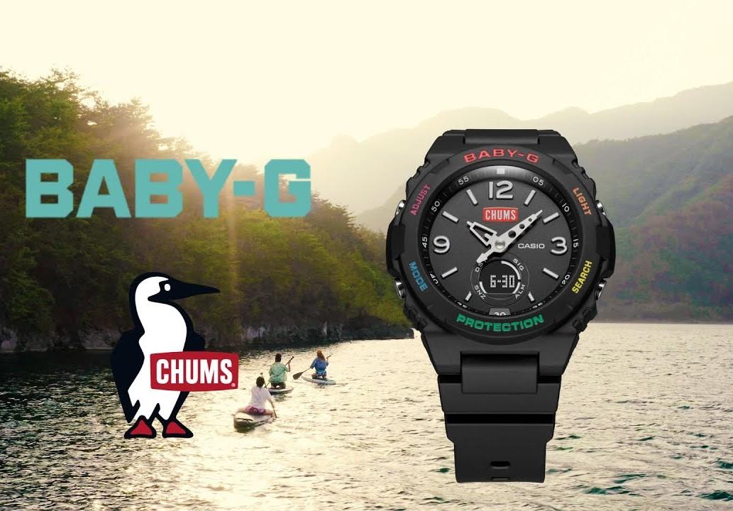 Đồng hồ Baby G BGA-260CH-1A năng động và cá tính
