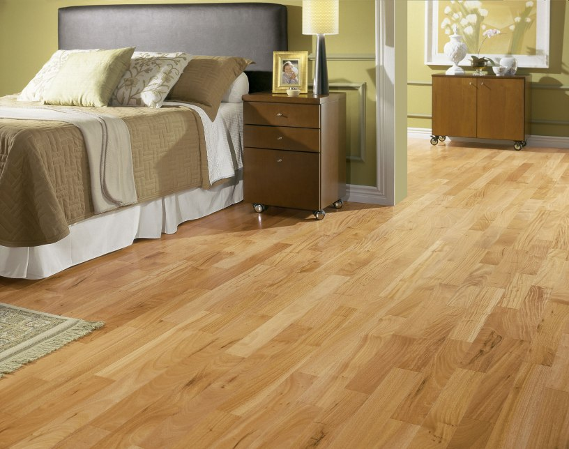 Sàn nhựa vân gỗ có màu sắc phù hợp với không gian phòng ngủ của người lớn tuổi sẽ mang đến lợi ích gì?