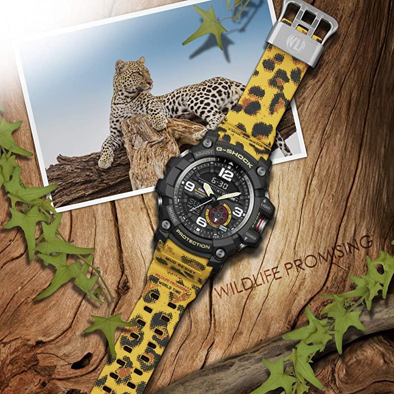 Model đồng hồ G Shock WPL đẹp và độc đáo.