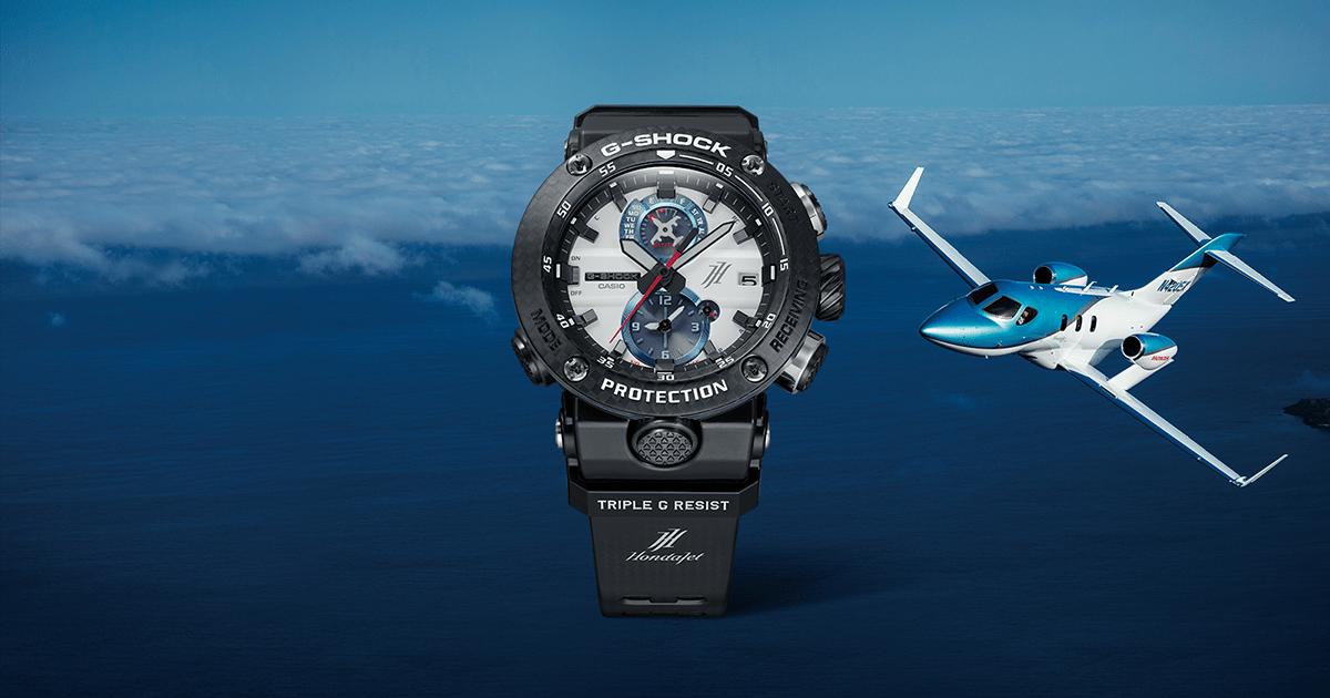 Thiết kế của đồng hồ Casio GWR-B1000HJ-1ADR