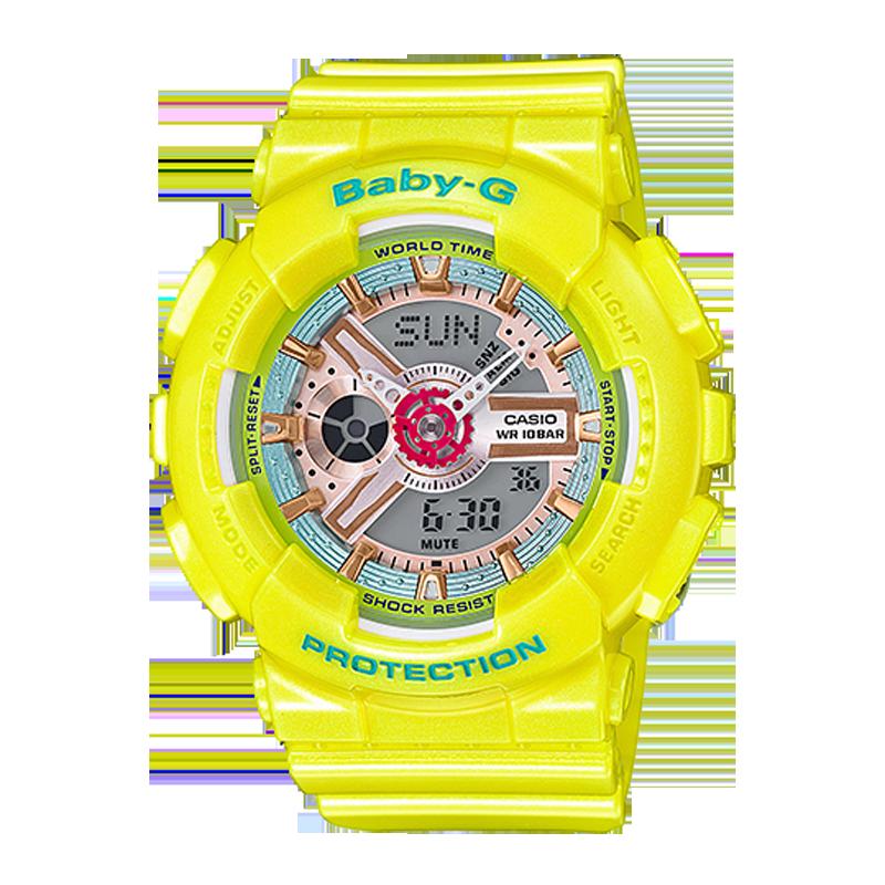 Đồng hồ Casio nữ BA-110CA-9A