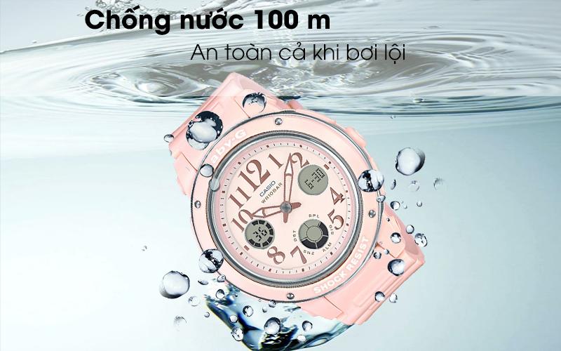 Đồng hồ Baby G BGA-150EF-4BDR