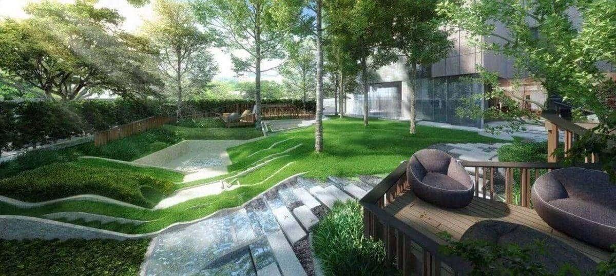 Sống theo phong cách hiện đại, tiện nghi và rất thiên nhiên tại ascent garden home q7
