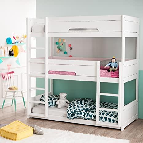 Giường ba tầng trẻ em có ưu và nhược điểm như thế nào?