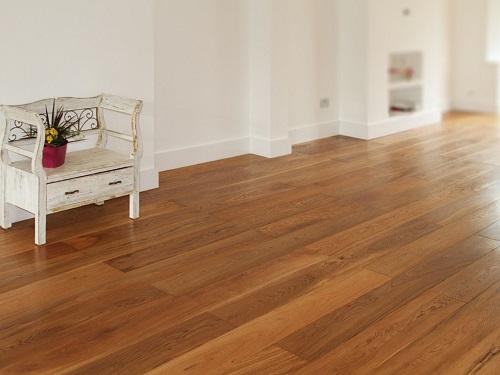 Chọn sàn gỗ Việt Nam có màu sắc hài hòa với không gian lắp đặt
