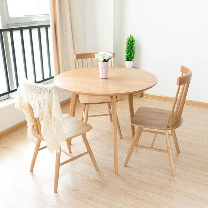 Lựa chọn mẫu bàn đẹp cho từng không gian phòng ăn như thế nào?